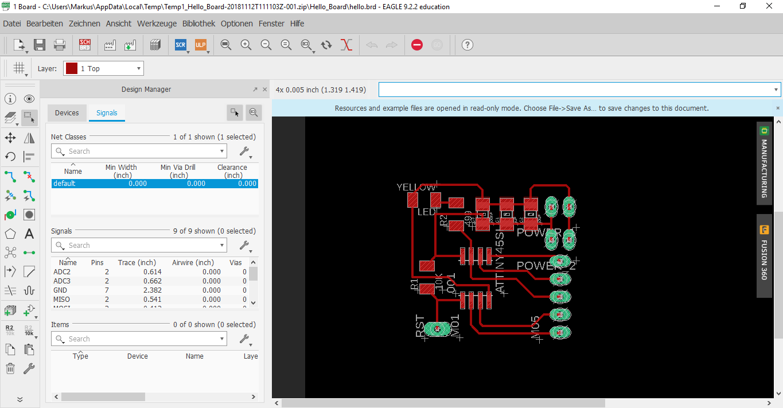 Electronics production / Intro